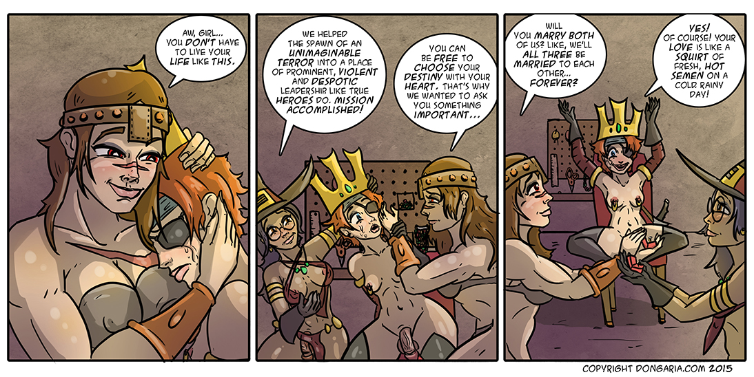 Babes of Dongaria Chapter 2: page 39